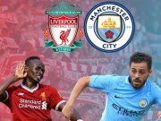 Bóng đá - Ngoại hạng Anh trước vòng 23: Liverpool - Man City, Van Dijk chiến Aguero