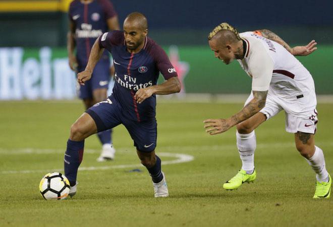 """""""Hàng hot"""" Moura sắp tới MU: """"Múa chân"""" như Neymar, tốc độ tựa Bale - 2"""