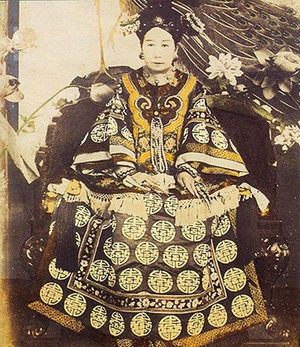 Công thức bí truyền giữ gìn dung nhan của Từ Hy Thái hậu được tiết lộ - 2