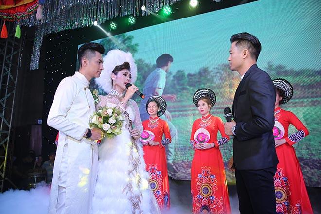 Dàn xe sang rước khách giá 30 tỷ đồng trong hôn lễ Lâm Khánh Chi ở Sài Gòn - 12