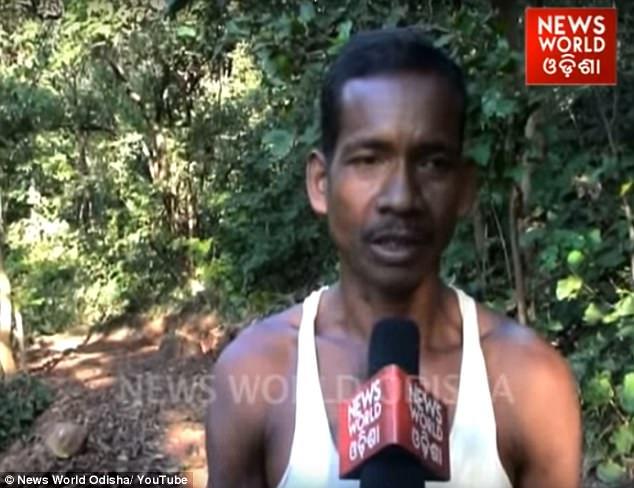 Ấn Độ: Một mình đào 8km đường xuyên 5 quả núi cho con đến trường - 2