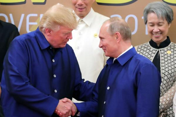 """Tổng thống Nga lần đầu tiên """"đánh bại"""" Tổng thống Mỹ - 1"""