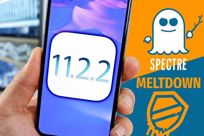 """CẢNH BÁO: iPhone sẽ """"đuối sức"""" khi cập nhật lên iOS 11.2.2 - 1"""