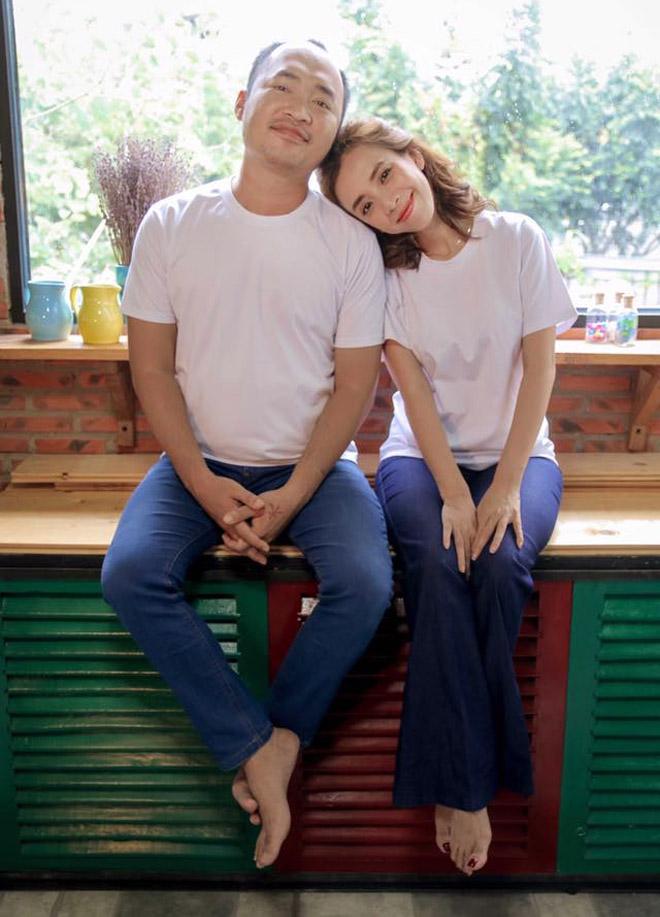Tiến Luật vẫn yêu điên cuồng Thu Trang sau 7 năm cưới - 4