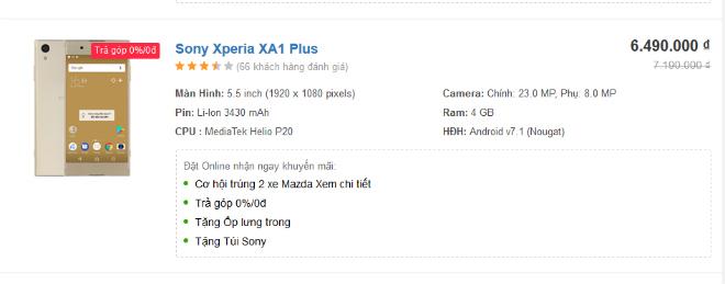 Sắp Tết, loạt smartphone giảm mạnh ở thị trường Việt - 4