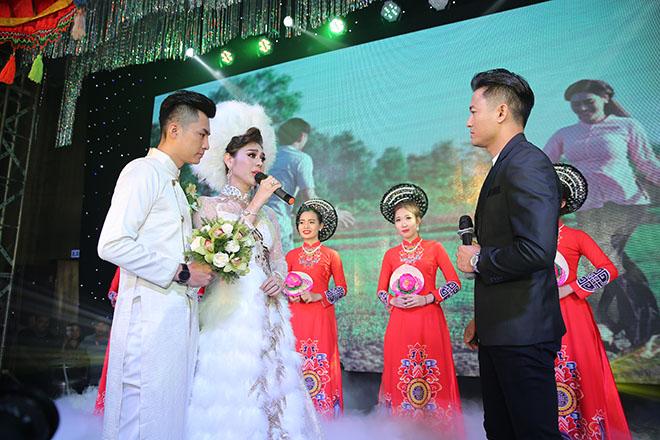 Thực hư Lâm Khánh Chi dàn xếp tái ngộ người tình cũ trong đám cưới chồng trẻ