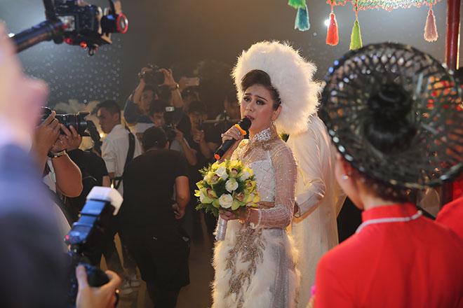 Thực hư Lâm Khánh Chi dàn xếp tái ngộ người tình cũ trong đám cưới chồng trẻ - 2