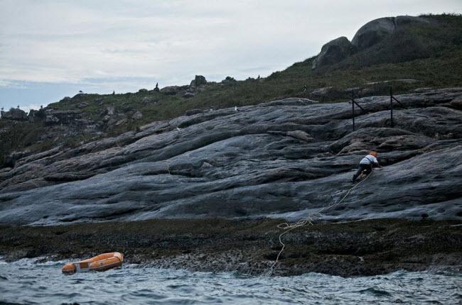 Tim đập chân run khám phá hòn đảo toàn rắn độc - 3