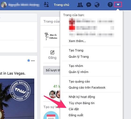 Cách chặn người khác tag trên Facebook - 2