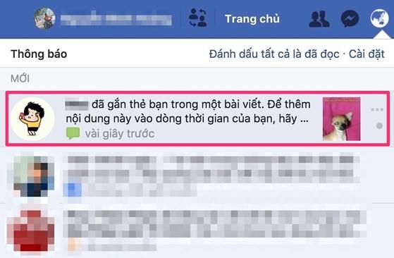 Cách chặn người khác tag trên Facebook - 5