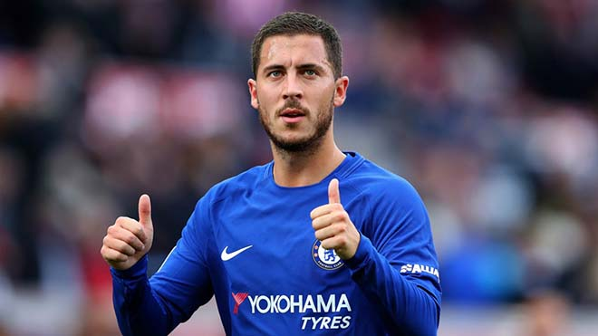 Chuyển nhượng mùa đông 13/1: Chelsea nâng lương kỷ lục giữ chân Hazard 1