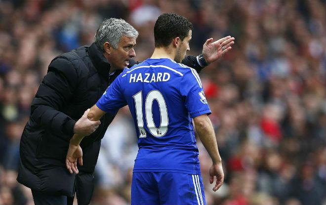 Chuyển nhượng MU: Bất ngờ tranh Hazard 120 triệu bảng với Real 1