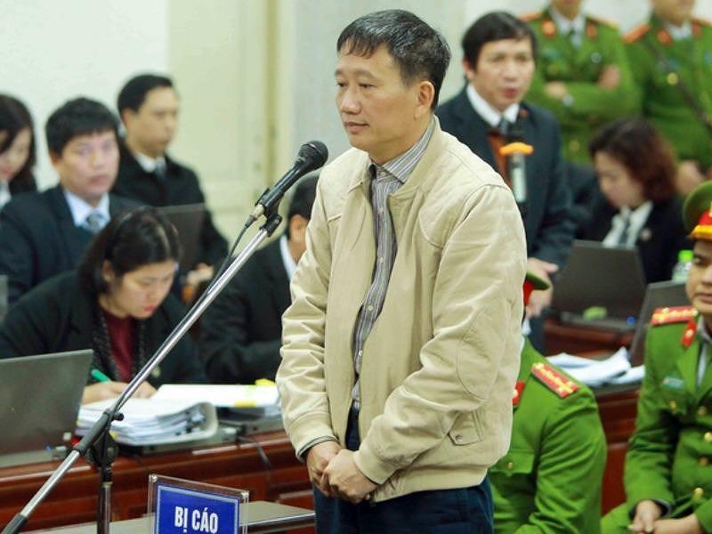 LS của Trịnh Xuân Thanh: Tôi bất ngờ vì kế hoạch xét xử - 2