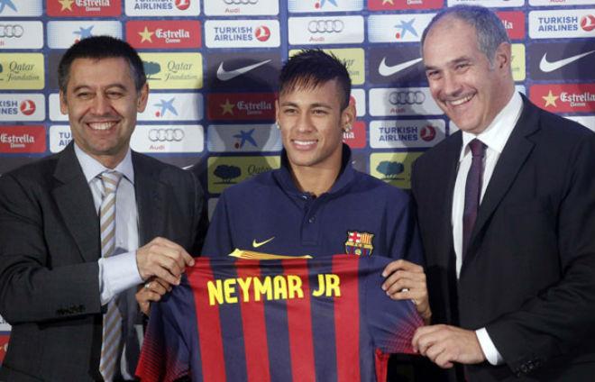 Choáng: Neymar ra tòa, dễ đi tù 5 năm khiến Barca và PSG lao đao