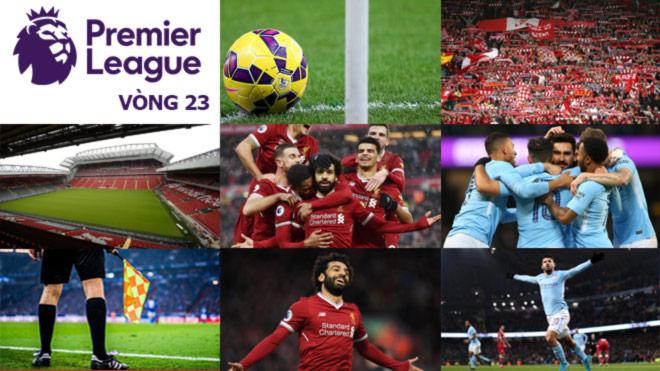 Ngoại hạng Anh trước vòng 23: Liverpool - Man City, Van Dijk chiến Aguero - 4