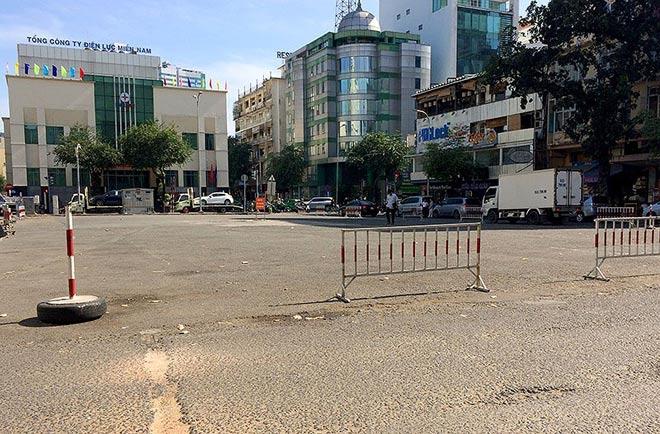 """Sau """"lệnh"""" của ông Đoàn Ngọc Hải, nhiều bãi giữ xe đóng cửa gấp - 4"""