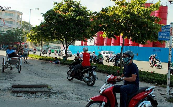 """Sau """"lệnh"""" của ông Đoàn Ngọc Hải, nhiều bãi giữ xe đóng cửa gấp - 8"""