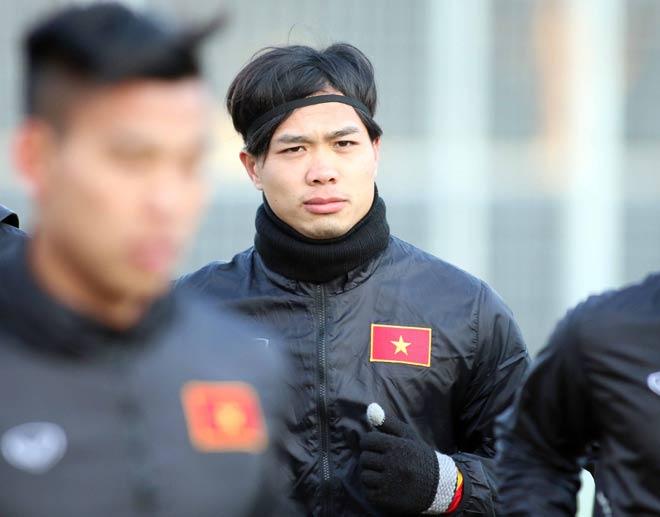U23 Việt Nam: Công Phượng muốn chọc thủng lưới U23 Úc cực mạnh