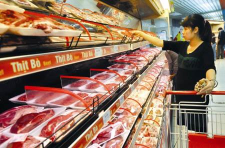 Việt Nam chi gần nửa tỷ USD nhập khẩu thịt - 1