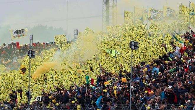 """Đua xe MotoGP 2018: """"Ông lão"""" Rossi và những chiến binh trẻ 3"""