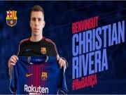 """Bóng đá - Barca bùng nổ chuyển nhượng: Hưng phấn mua tân binh thứ 3, """"trảm"""" 2 SAO"""