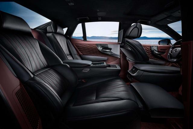 Lexus LS 500 Luxury 2018 giá từ 4,55 tỷ đồng - 3