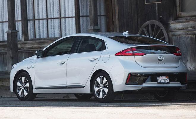 Hyundai Ioniq: Xe dịch vụ vận chuyển công nghệ cao - 2