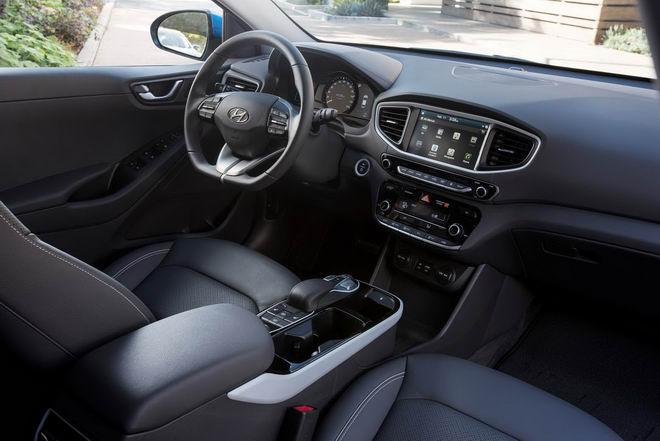 Hyundai Ioniq: Xe dịch vụ vận chuyển công nghệ cao - 3