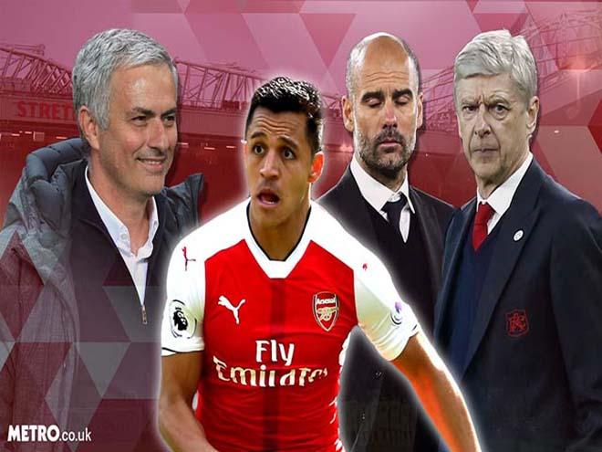 Alexis Sanchez: Bản hợp đồng thế kỷ Van Persie mới của Mourinho - 3
