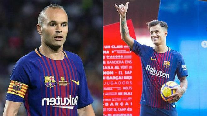 """Coutinho 160 triệu euro chưa đá, """"cụ già"""" Barca ra uy dằn mặt"""