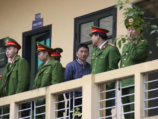 Em trai ông Đinh La Thăng chuẩn bị hầu tòa - 1