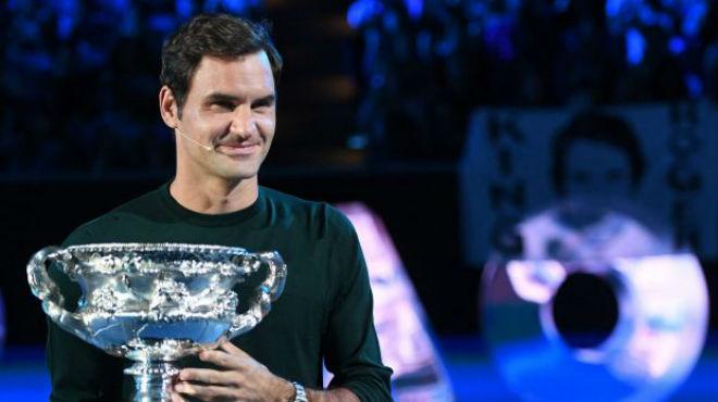 """Federer vô địch Australian Open: Vượt 7 ải, """"trảm"""" cả Nadal và Nole - 1"""