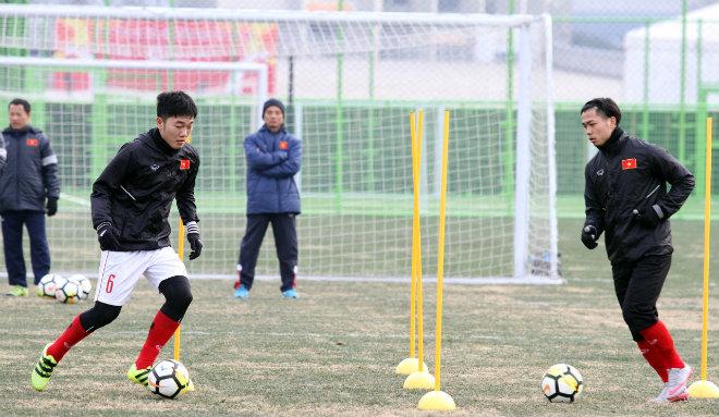 U23 Việt Nam đấu Australia, Công Phượng hết lo bị...cóng? - 1