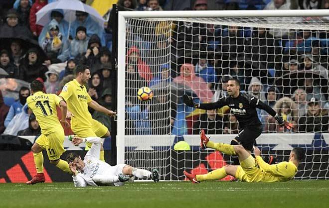 """Real Madrid - Villarreal: """"Người nhện"""" siêu đẳng, phản đòn choáng váng - 1"""