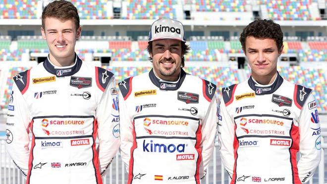 """Đua xe F1, siêu sao Alonso: Nhập làng sân chơi mới, bàn đạp đến """"cú hattrick"""" 1"""
