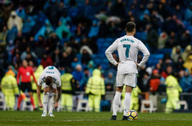 Real Madrid lo không dự nổi Cúp C1: Zidane quá khổ vì Ronaldo - 1