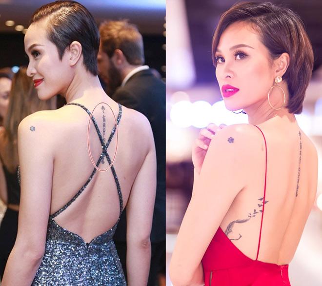 Cận cảnh hình xăm của 5 nữ MC dáng chuẩn, gợi cảm ở Việt Nam - 9