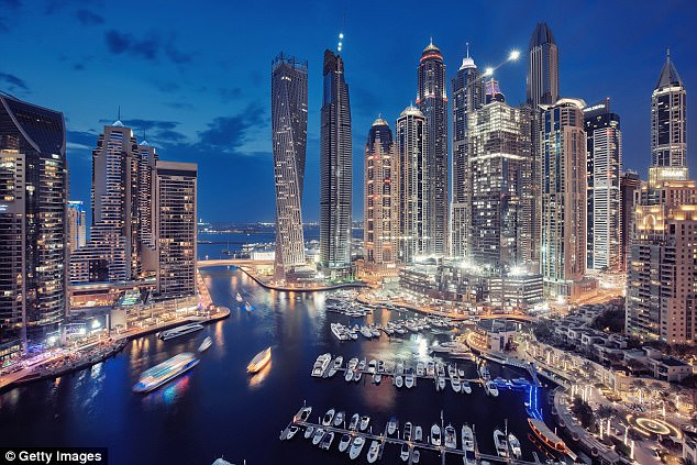 Ăn xin ở Dubai kiếm 70.000 USD/tháng - 1