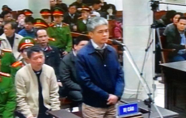 Cấp dưới nói lời oán trách bị cáo Trịnh Xuân Thanh - 1