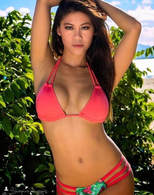 """Mẫu gốc Việt quá """"nóng"""" bày cách chụp nude không e ngại - 15"""