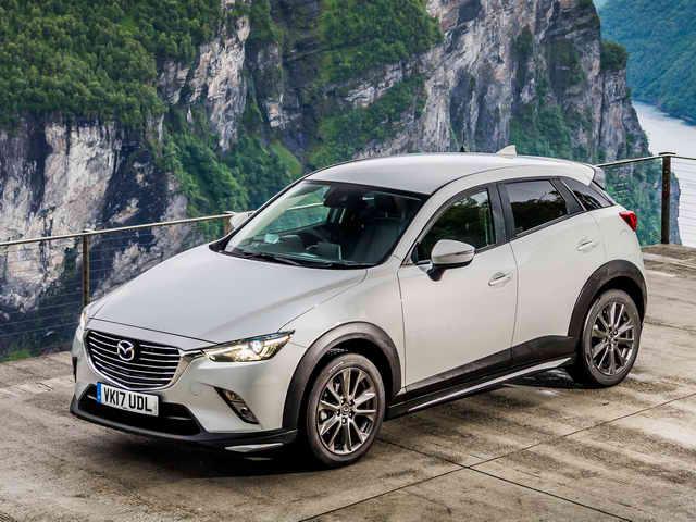 Mazda CX-3 Sport 2018 giá 712 triệu đồng