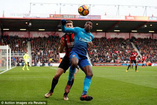 Chi tiết Bournemouth - Arsenal: Bảo vệ thành quả mong manh (KT) 19