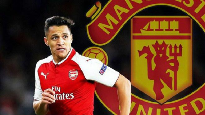 """MU – Mourinho quyết săn """"bom tấn"""" Sanchez: Số 7 huyền thoại cứu giá 1"""