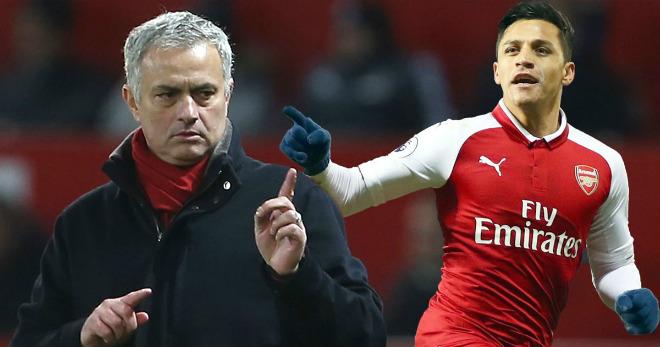 """MU – Mourinho quyết săn """"bom tấn"""" Sanchez: Số 7 huyền thoại cứu giá 2"""