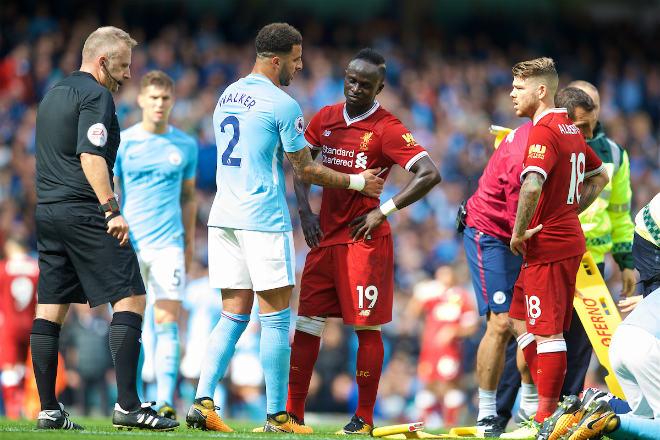 """Liverpool – Man City: Đại chiến hoàng kim, """"gã rocker"""" báo thù 1"""