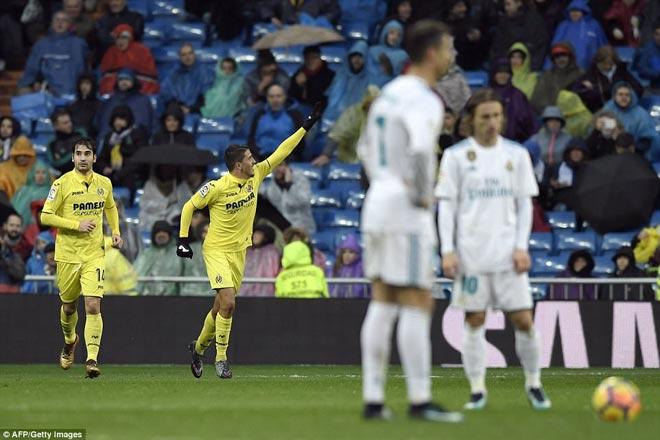 """Ronaldo cực đỉnh của """"chân gỗ"""": Kiệt quệ dứt điểm 11 ăn 0 - 10"""