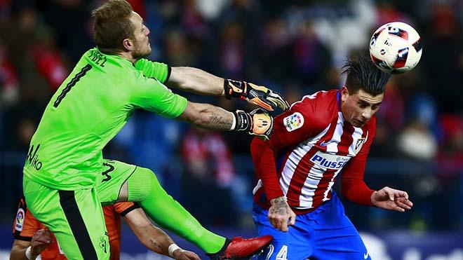 Eibar vs Atletico: vòng 19 La Liga