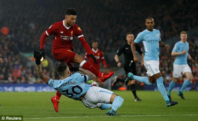Liverpool vs Man City: vòng 23 Ngoại hạng Anh
