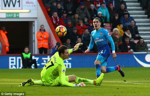 Chi tiết Bournemouth - Arsenal: Bảo vệ thành quả mong manh (KT) 21