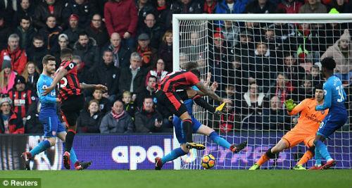 Chi tiết Bournemouth - Arsenal: Bảo vệ thành quả mong manh (KT) 23